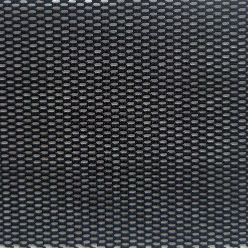 2017Fashion High Quality Stretch Mesh Fabric Spandex Solid Color Patchwork Casual Apparel Net Cloth Handmade Sewing Fabric Tissu